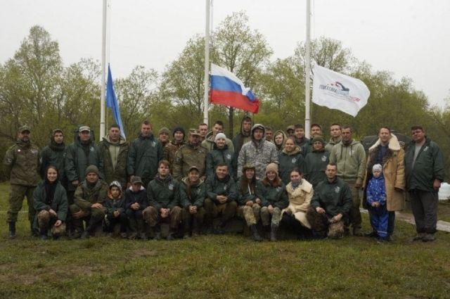 Экспедиция объединила более 40 участников из 18 регионов.