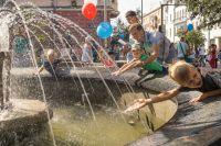 Настоящее лето в Красноярске наступит после 20 июня.