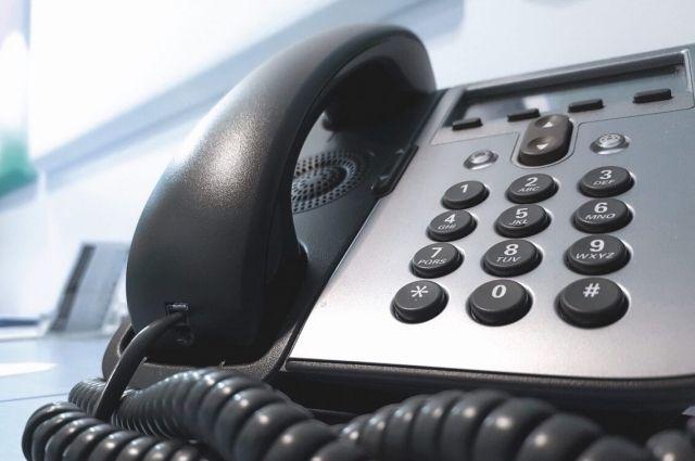 Звонки будут принимать с 10.00 до 13.00 по телефону 300-806 доб. 3, 5.