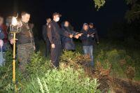 СК Оренбургской области задержал подозреваемого в убийстве матери двоих детей.