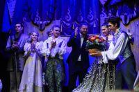 Дипломный спектакль новосибирского режиссёра пришёлся по душе омским зрителям.