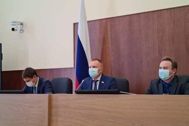 Депутат Госдумы от Башкирии Иван Сухарев избран делегатом на съезд ЛДПР