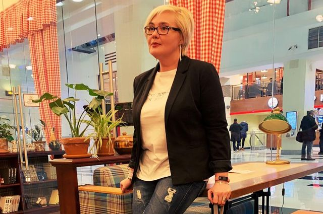 Марина Фокина после похудения.