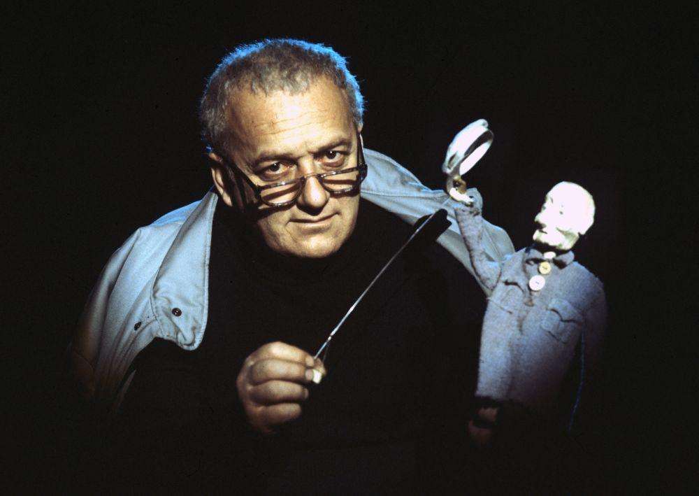 Резо Габриадзе, 1986 год