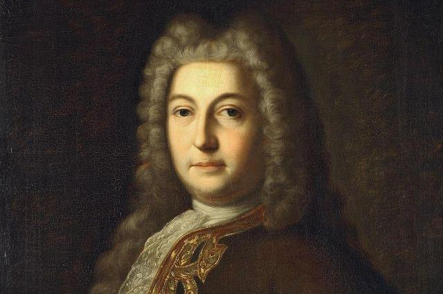 Генрих Иоганн Фридрих (Андрей Иванович) Остерман (1687-1847).