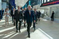 На ПМЭФ-2021 Собянин заявил, что Москва должна стать городом, из которого жителям не хотелось бы уезжать.