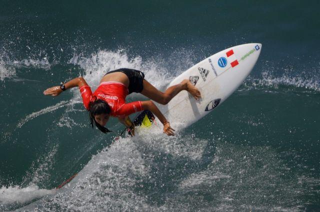 Всемирные игры по сёрфингу 2021 ISA