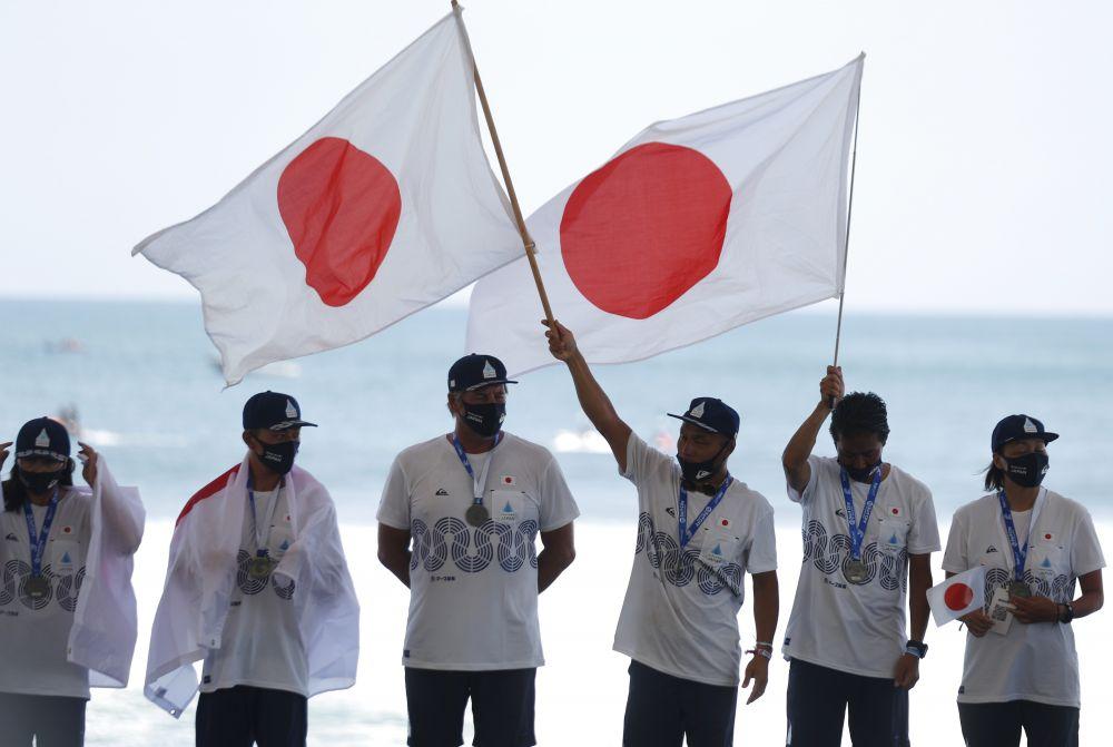 Сборная Японии по сёрфингу