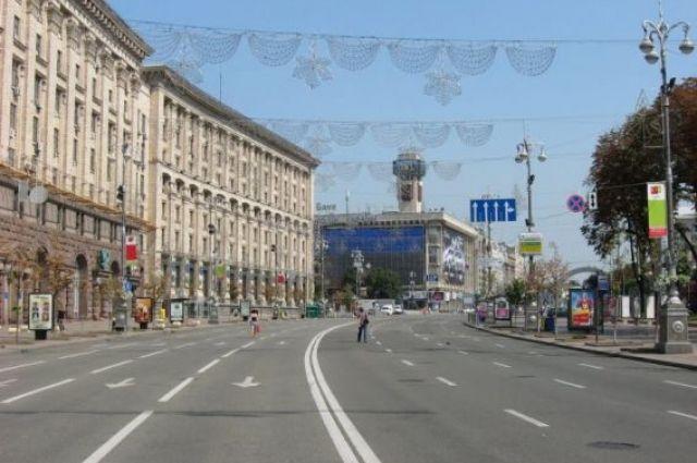 Кабмин утвердил план празднования Дня Независимости Украины