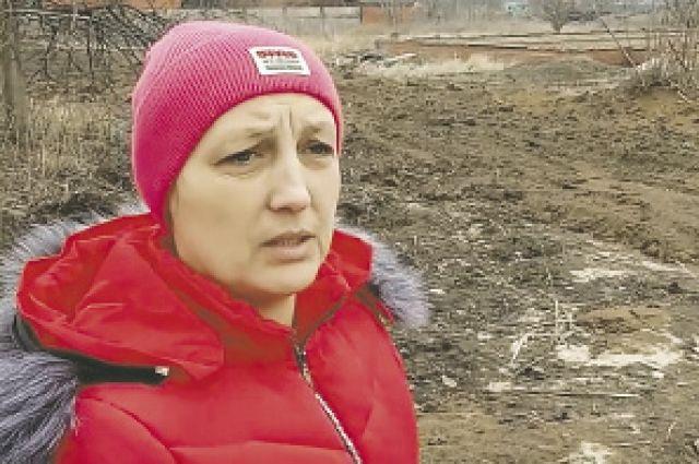 Дарья Завьялова ждет участка от государства уже скоро 10 лет.