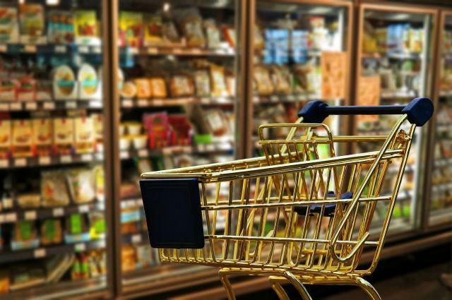 За май продовольственные товары подорожали на 1,1%.