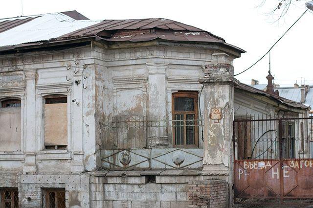 В Оренбурге возбудили очередное дело по факту пожара в усадьбе Городисского.