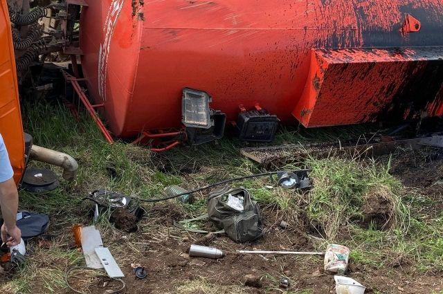 По факту смертельного ДТП с нефтевозом в Оренбуржье начата прокурорская проверка.