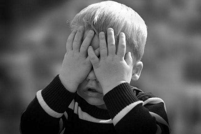 Не стоит закрывать глаза на проблемы своих детей.