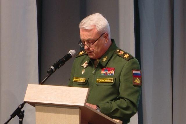 Статс-секретарь-заместитель министра обороны РФ Николай Панков посетил Оренбуржье с рабочим визитом.