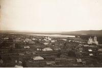 В начале ХХ века Кузнецк (сегодняшний Новокузнецк) был уездным центром.