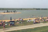 Запущен в эксплуатацию «Озеро-парк Емельяновское».