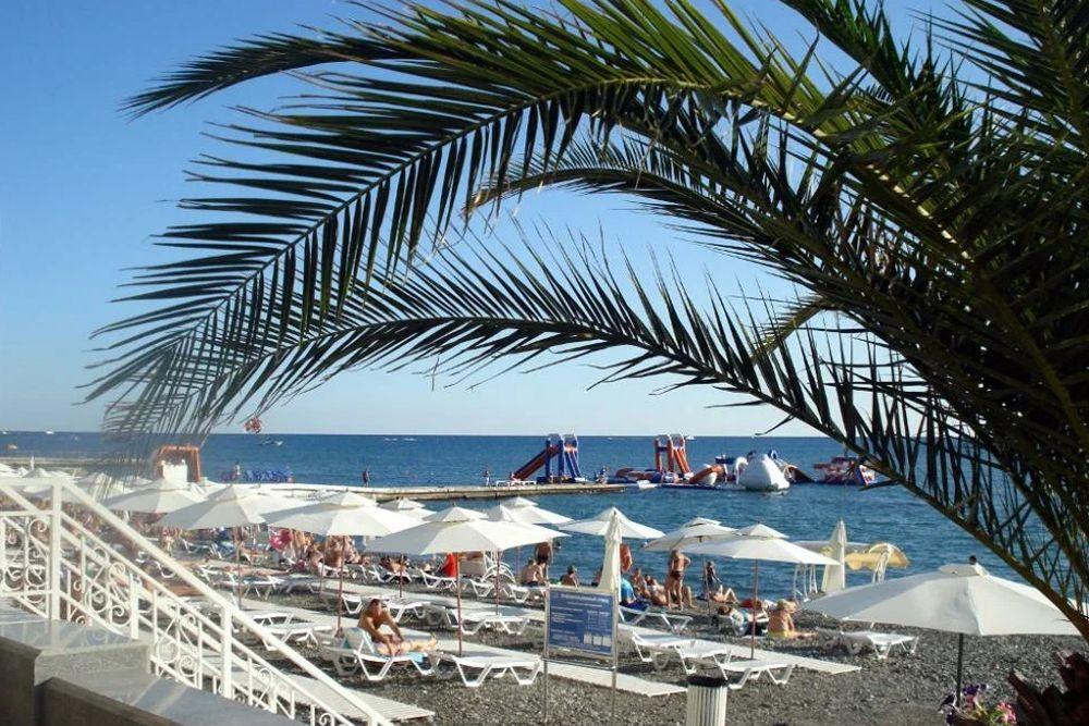 К началу курортного сезона-2021 самый большой спрос россиян зафиксирован на отдых в Сочи.