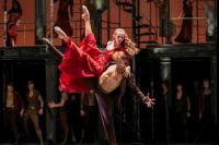 Впервые в программе «Золотой маски» в Омске был представлен балет.