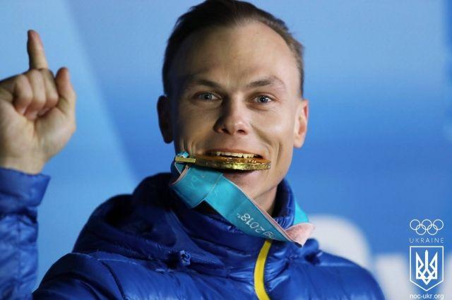 Фристайлист Александр Абраменко выиграл в 2018 всего третье золото в истории участия Украины в зимних Олимпиадах