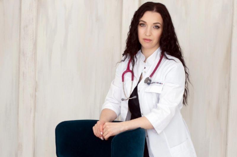 Губкинская центральная районная больница, врач-педиатр.