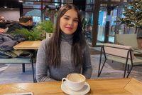 Дарья Манасова окончила университет с красным дипломом