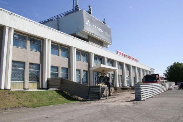 Застройщик опроверг слухи о начале сноса Речного вокзала в Барнауле