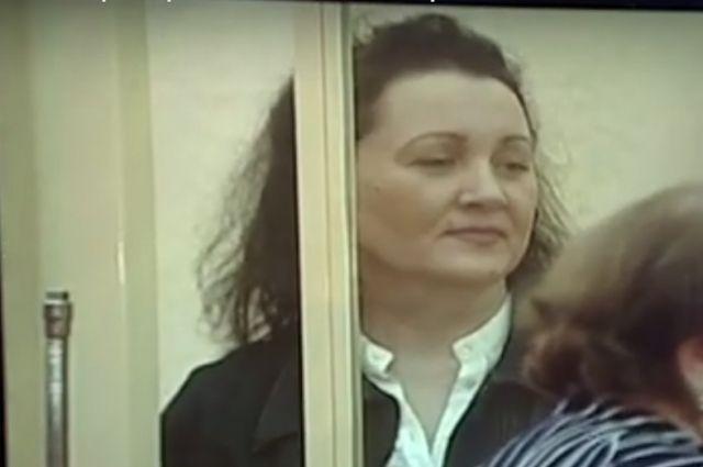 Светлана Мартынова.