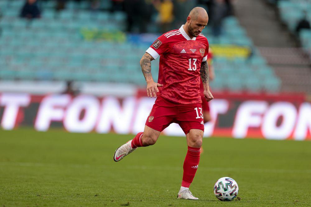 Защитник Фёдор Кудряшов (34 года, ФК «Антальяспор», Турция