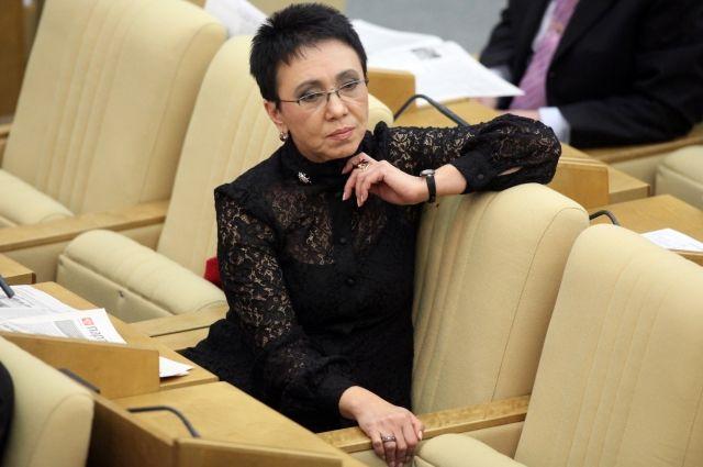 Депутат Госдумы Лариса Шойгу