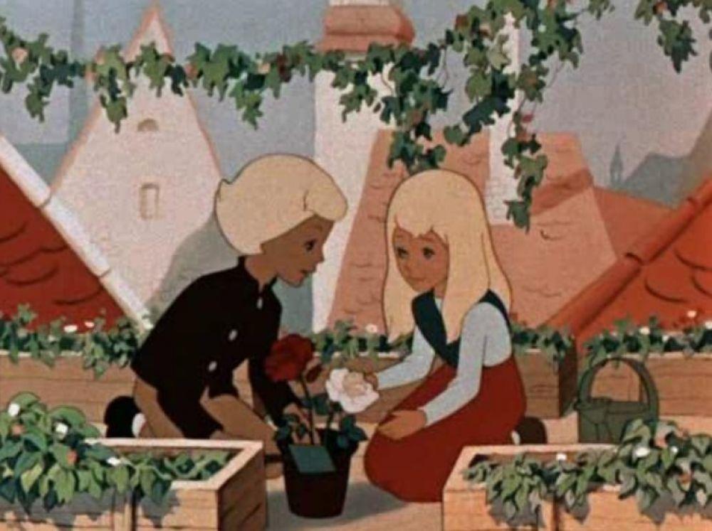 «Снежная королева», 1957 год