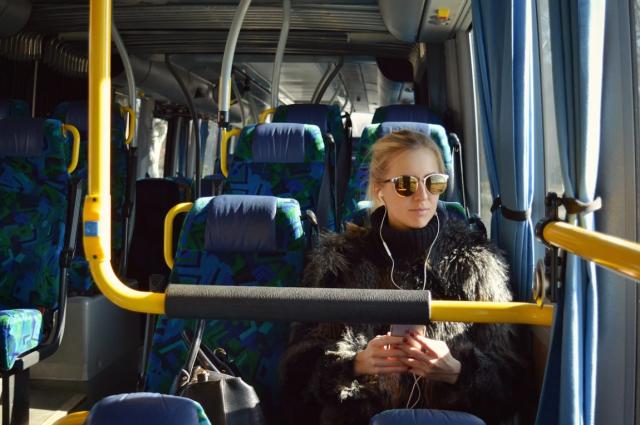 Автобусы временно изменят маршрут.