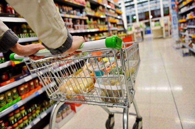 Госстат сообщил, как выросли цены на продукты питания за год