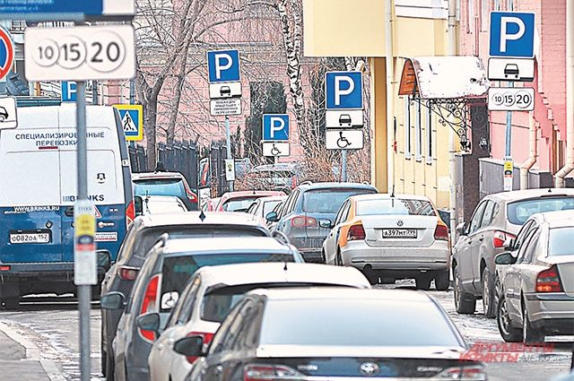 Парковка в центре Ижевска станет платной
