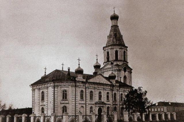 Воскресенский собор.