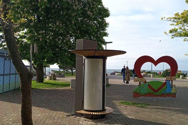 Калининград, Зеленоградск и Светлогорск – самые посещаемые города области