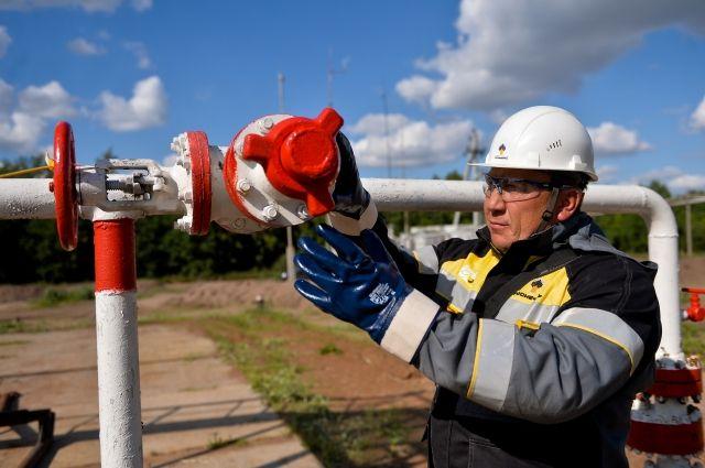 «Оренбургнефть» повышает эффективность добычи нефти Баклановского месторождения.