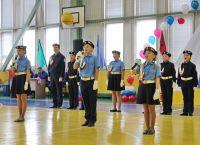 Кадетские классы действуют в школах округа