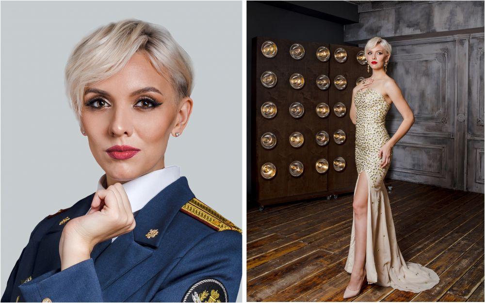 Лейтенант внутренней службы УФСИН России по Саратовской области Татьяна Грицаенко
