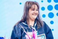 Алена Немчнова представила на суд жюри инклюзивный проект фэшн-шоу