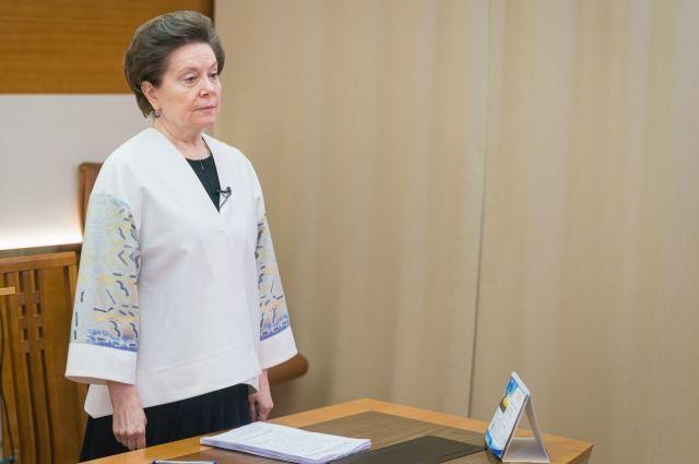 Наталья Комарова: каждый из нас – часть великой страны
