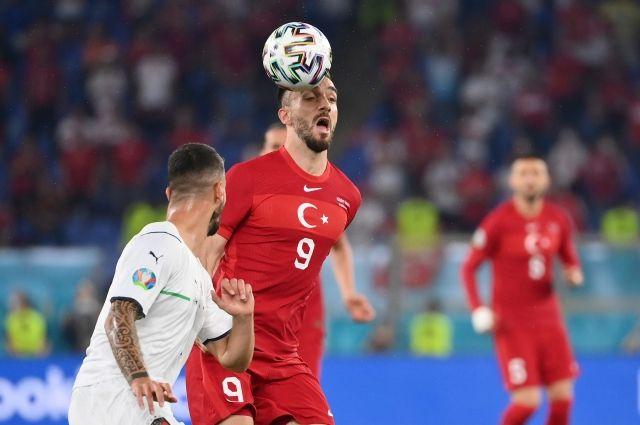 Как сборная Италии разгромила Турцию в стартовом матче ЕВРО-2020?