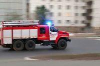 Возгорание бани произошло на улице Акулова.