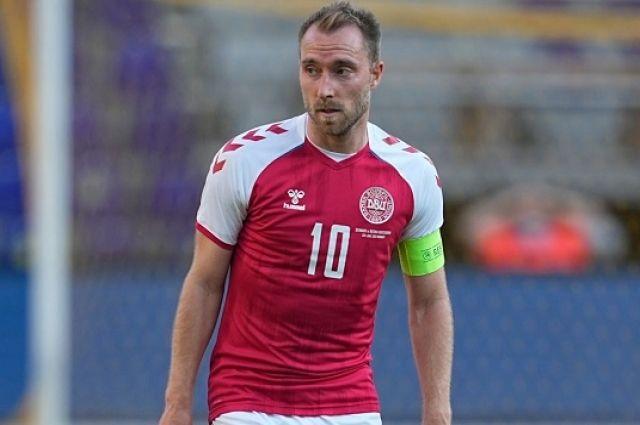 Датский футбольный союз сделал заявление по поводу состояния Эриксена