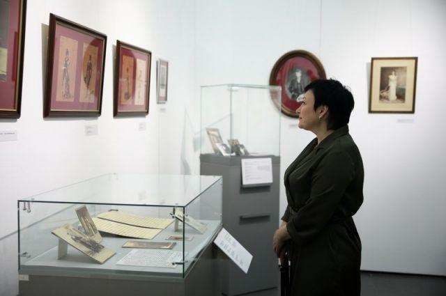 Чайковский - известный и незнакомый - представлен на выставке.