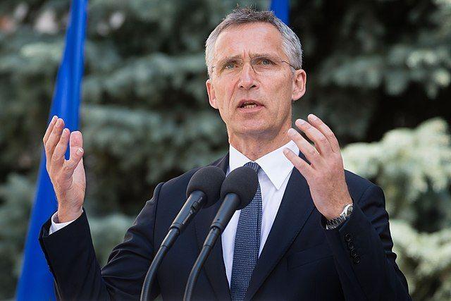 Столтенберг: НАТО приветствует диалог с РФ и встречу Байдена и Путина