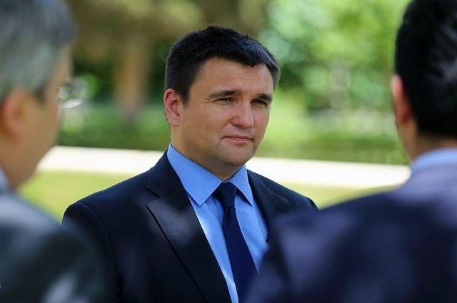 Климкин счёл угрозой для Украины российский закон о репатриации
