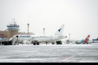 В аэропорту Нового Уренгоя завершен первый этап реконструкции
