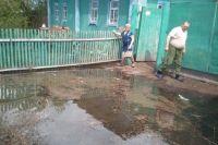 За выходные от воды освободилось девять ранее затопленных участков.