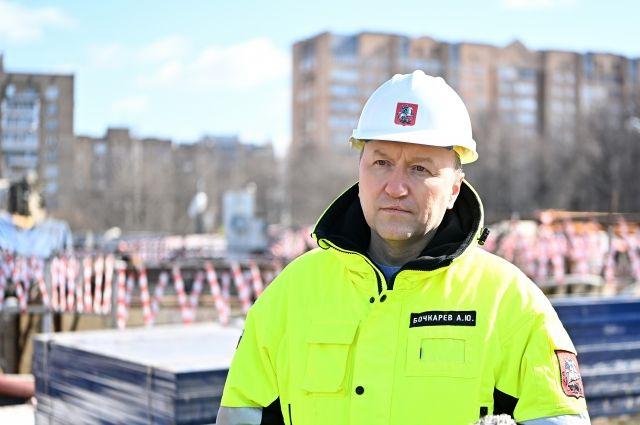 Заместитель мэра столицы по вопросам градостроительной политики и строительства Андрей Бочкарев.
